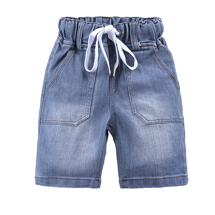 Every Day baby boy 3-piece outfit, long jeans and 2 short-sleeved shirts