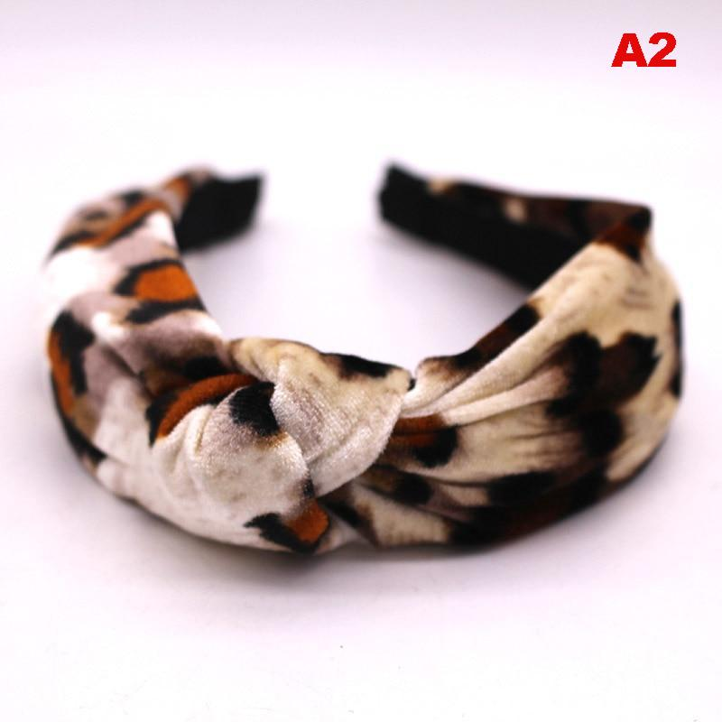 Padded Animalier headband