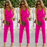 Cassy long jumpsuit