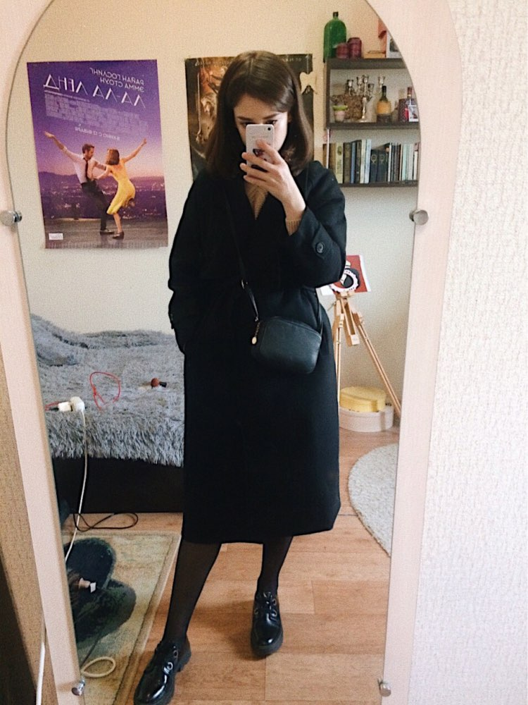Long Charly coat