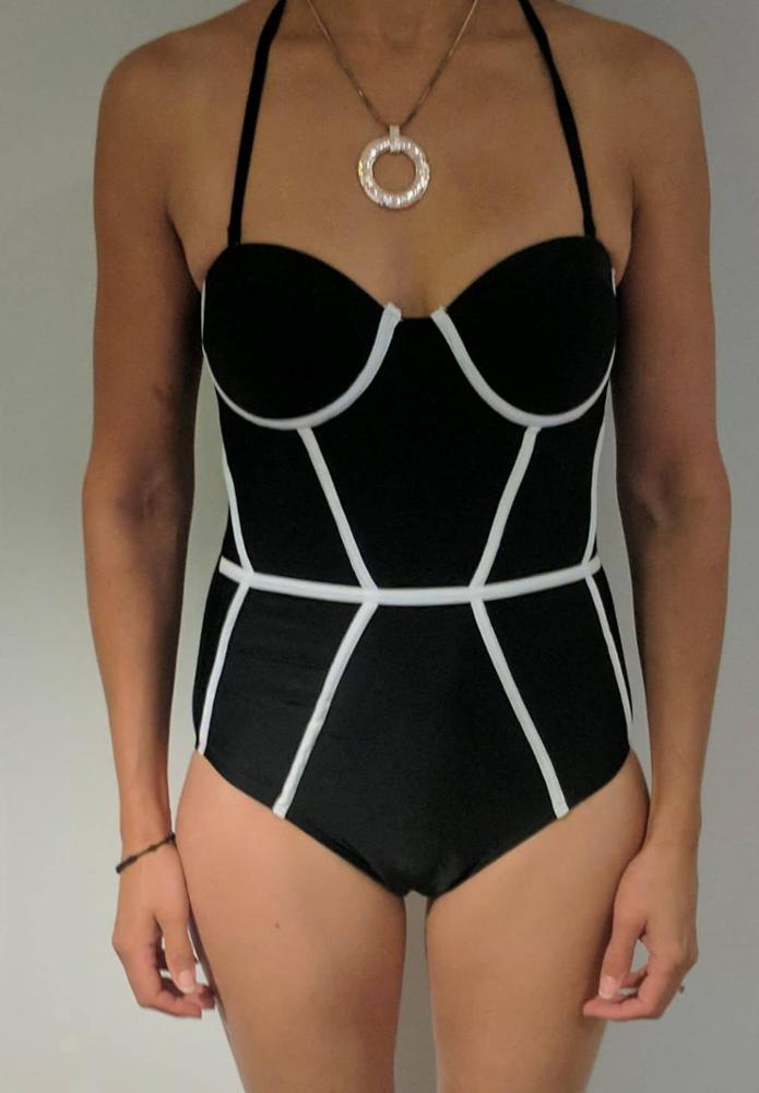 Jasmine one-piece swimsuit