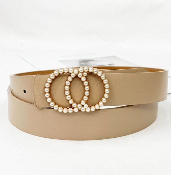 Cintura Pearl Double Ring