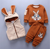 Completo Baby Bugs Bunny 3 pezzi