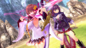 VALKYRIE DRIVE - BHIKKHUNI-  OUT NOW for Windows PC via Steam