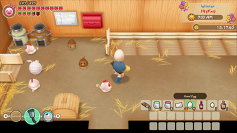 STORY OF SEASONS: Friends of Mineral Town Digital Pre-Order Available on Nintendo eShop