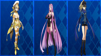 Fate/EXTELLA: The Umbral Star Week Two DLC Now Available