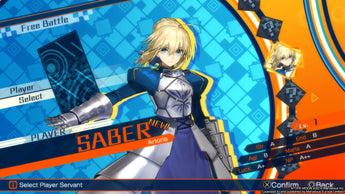 How to Unlock Artoria in Fate/EXTELLA: The Umbral Star