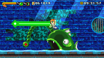 Freedom Planet Discounted by 35% on Nintendo eShop for One Week