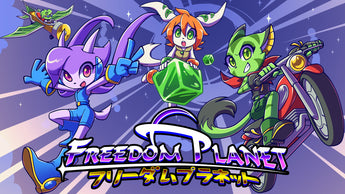 Freedom Planet Demo Now Available on Nintendo Switch