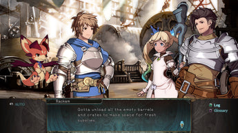 "Granblue Fantasy: Versus to contain an ""RPG Mode"" with an Original Story"