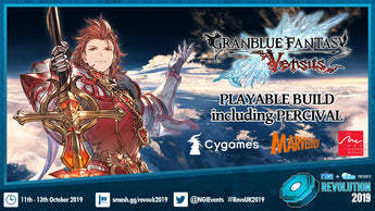 Granblue Fantasy: Versus to be Playable at Revo UK 2019