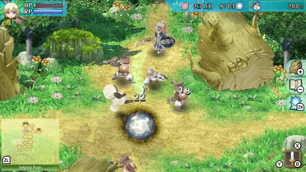 Introducing the Rune Factory 4 Special 'Archival Edition
