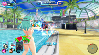 How to Access Global & Local Multiplayer in SENRAN KAGURA Peach Beach Splash