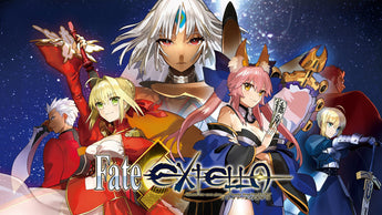 Fate/EXTELLA: The Umbral Star European Release Date Announced! Digital Bundles Confirmed!