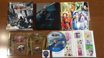 The Legend of Heroes: Trails of Cold Steel II - Relentless Edition Unboxed
