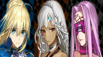 Fate/EXTELLA: The Umbral Star Avatars Now Available for Purchase from PlayStation Store