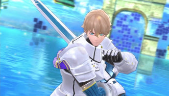 The Knight of Midheaven, Gawain, Joins the Battle in Fate/EXTELLA: The Umbral Star