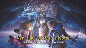 Granblue Fantasy: Versus v1.40 Update Now Available