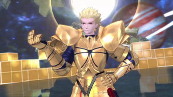 Mankind's Oldest Hero, Gilgamesh, Joins the Battle in Fate/EXTELLA: The Umbral Star