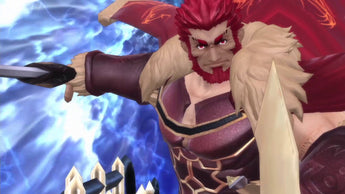 "The King of Conquerors ""Iskander"" storms into Fate/EXTELLA: The Umbral Star"