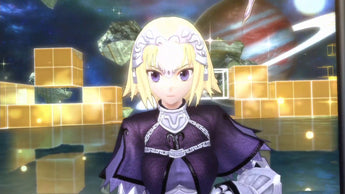 Jeanne d'Arc joins the fight for SE.RA.PH in Fate/EXTELLA: The Umbral Star