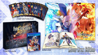 Fate/EXTELLA: The Umbral Star 'Moon Crux Edition' Available to Pre-Order!