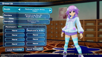 Neptune Jumps into SENRAN KAGURA Peach Beach Splash as New Character DLC!
