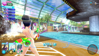 SENRAN KAGURA Peach Beach Splash European Release Confirmed!