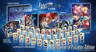 Fate/EXTELLA LINK Emperor of Paladins is a collectors edition including Mahjong Tiles designed by series illustrator Arco Wong
