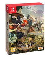 Sakuna: Of Rice and Ruin - Golden Harvest Edition (Switch) [PRE-ORDER]