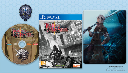 The Legend of Heroes: Trails of Cold Steel II - Relentless Edition (PS4)