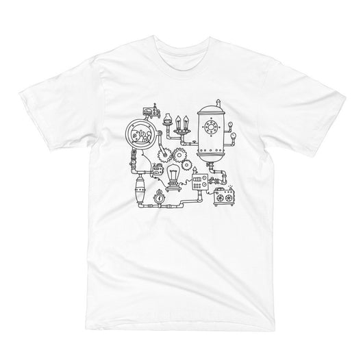 Men's Steam Punk  T-Shirt