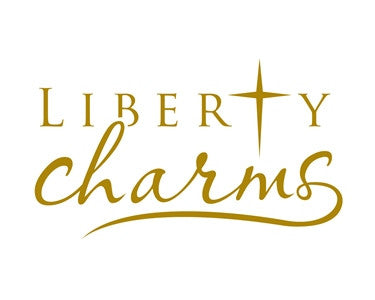 liberty charms logo providing charm bracelets, necklaces and earrings