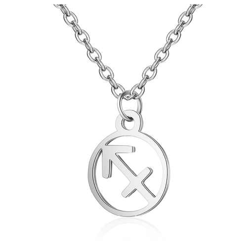 Children's Zodiac Sign Pendant Necklace  Sagittarius (November 22-December 21)