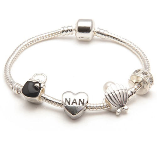 silver nan bracelet and nan jewellery