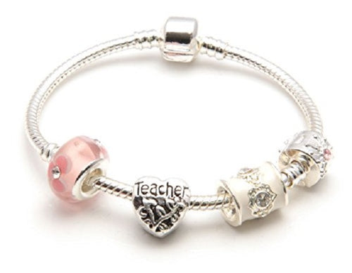 teacher jewellery gift bracelet