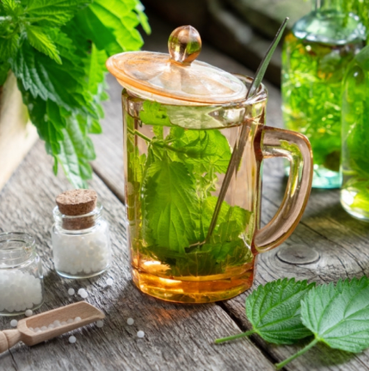 THE 5 BEST HERBALS TEAS YOU NEED TO TRY.