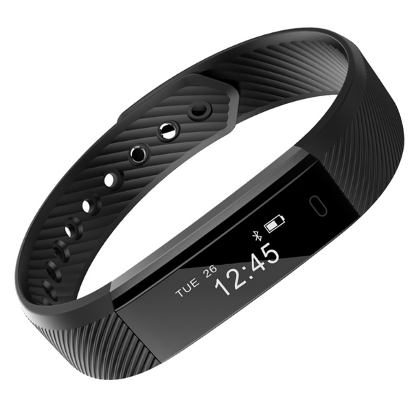 black kids fitbit fourfit mini