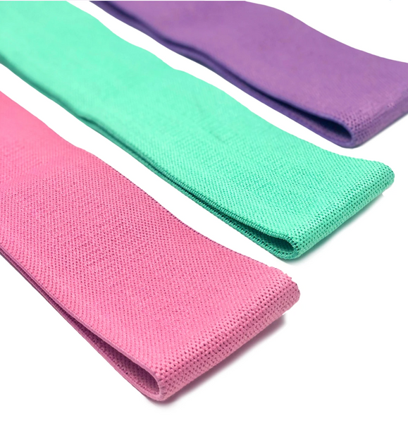 Fourfit Booty Bands resistance bands stretch body bands