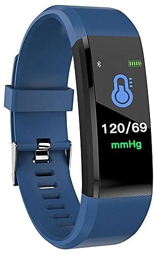 FOURFIT Health+ Lung Health Fitness tracker with Blood Oxygen Sats
