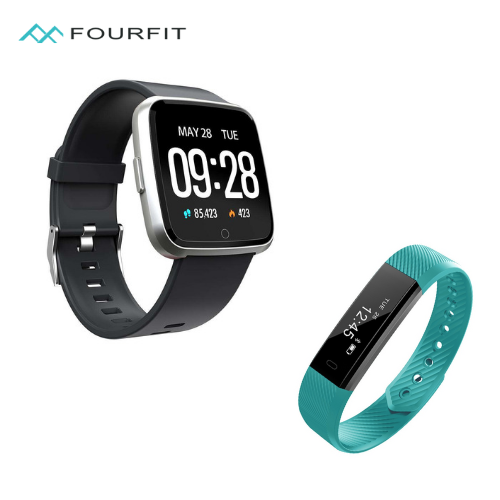 FourFit Signa Mini Family Fitness Tracker Bundle Deal