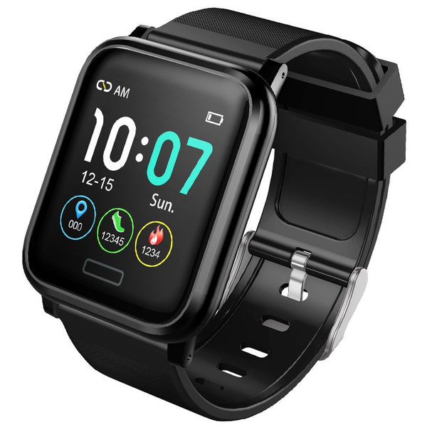 Fourfit signa smartwatch black