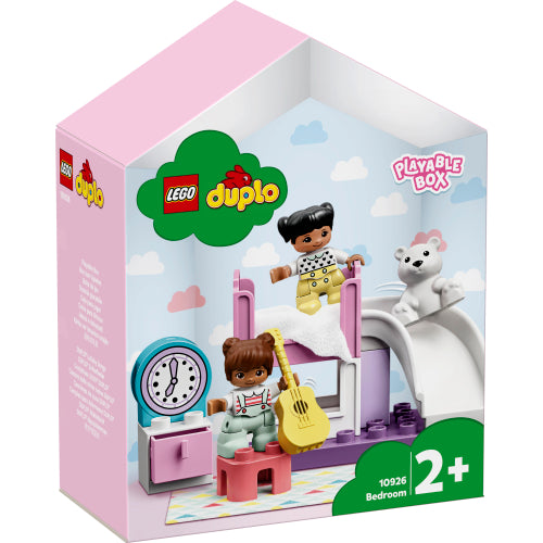 Lego Duplo Dolls House Bedroom V29