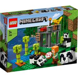 Lego The Panda Nursery Minecraft