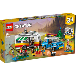 Lego Caravan Family Holiday
