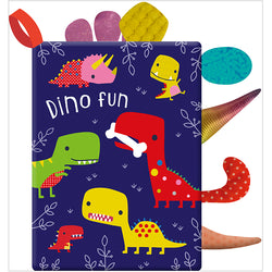 Dino Fun Cloth Book Children's Cloth Books