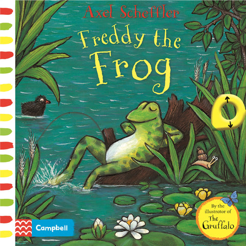 Freddy the Frog Board Book