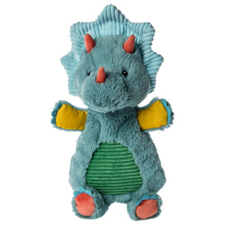 Pebbles Dinosaur Super Soft Lovey Teddy By Mary Meyer