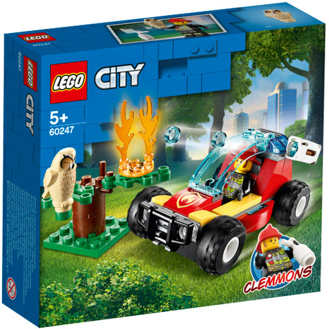 Lego Forest Fire