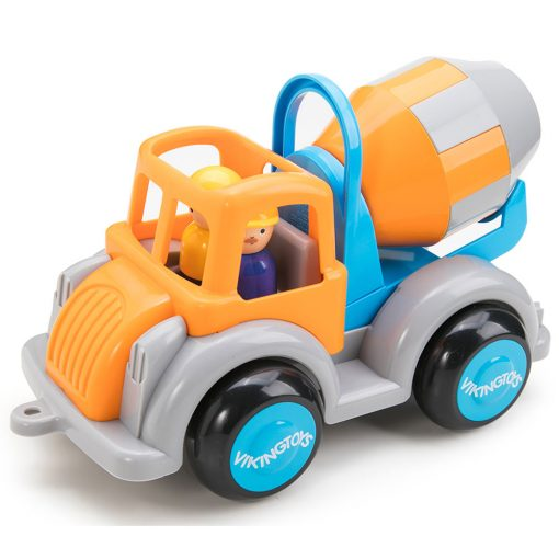 Viking Toys Cement Mixer Truck with Figure